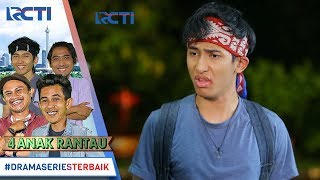 Download Video EMPAT ANAK RANTAU - Waduh Andi Dibohongin Sama Tukang Ojek [15 Januari 2018] MP3 3GP MP4