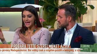 Kulcsár Edina csuklója négy hétig fájt az Ambrus Attilával való küzdelem után - tv2.hu/mokka