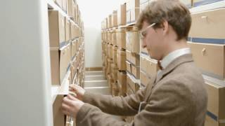 Презентация Архива-библиотеки Ельцин Центра