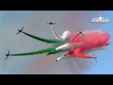 Frecce Tricolori Valore Tricolore Air Show Punta Marina 2019