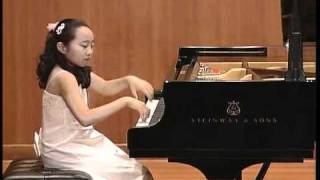 kyung a lee 이경아 2007   m clementi sonata op 26 no 3 wmv