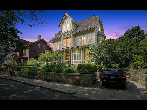 40 Greenough Avenue, Jamaica Plain - Essence Film