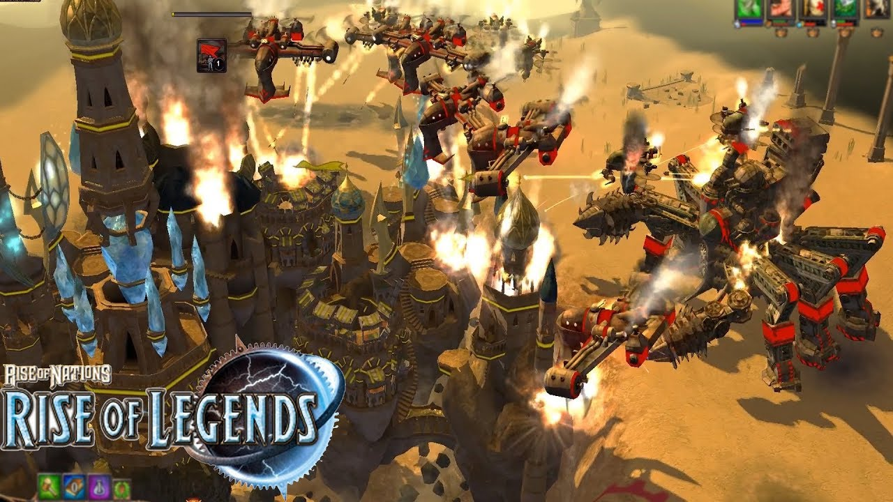 Rise of legends patch download