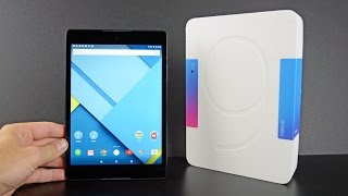 Google Nexus 9 Unboxing amp Review
