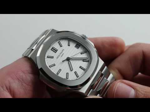 a29de19b059 Patek Philippe Nautilus Ref. 5711/1A-011 Watch Review - YouTube