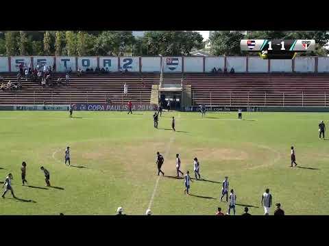 NACIONAL X SÃO PAULO FC  PAULISTA SUB 11
