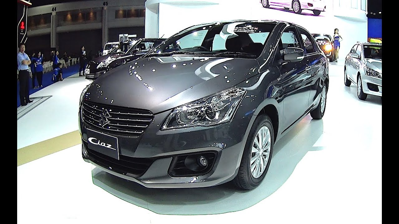 All New 2016 2017 Suzuki Ciaz 1 4l Dohc Gasoline Engine
