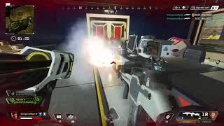 Apex Legends Solo vs Squad Drop PS4
