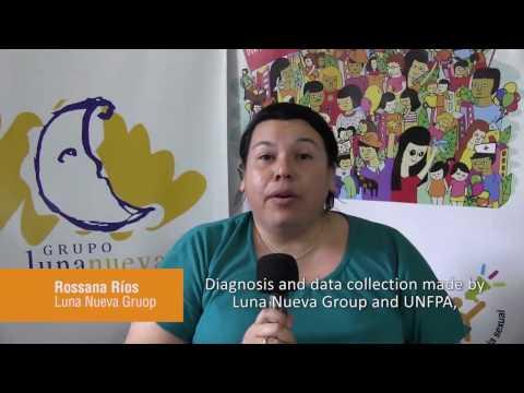 UNFPA ante una emergencia humanitaria