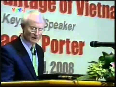 Michael Porter: Master Adjustment Strategy & Project Management