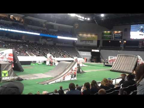 Freestyle Motocross Huntington Center Toledo Ohio