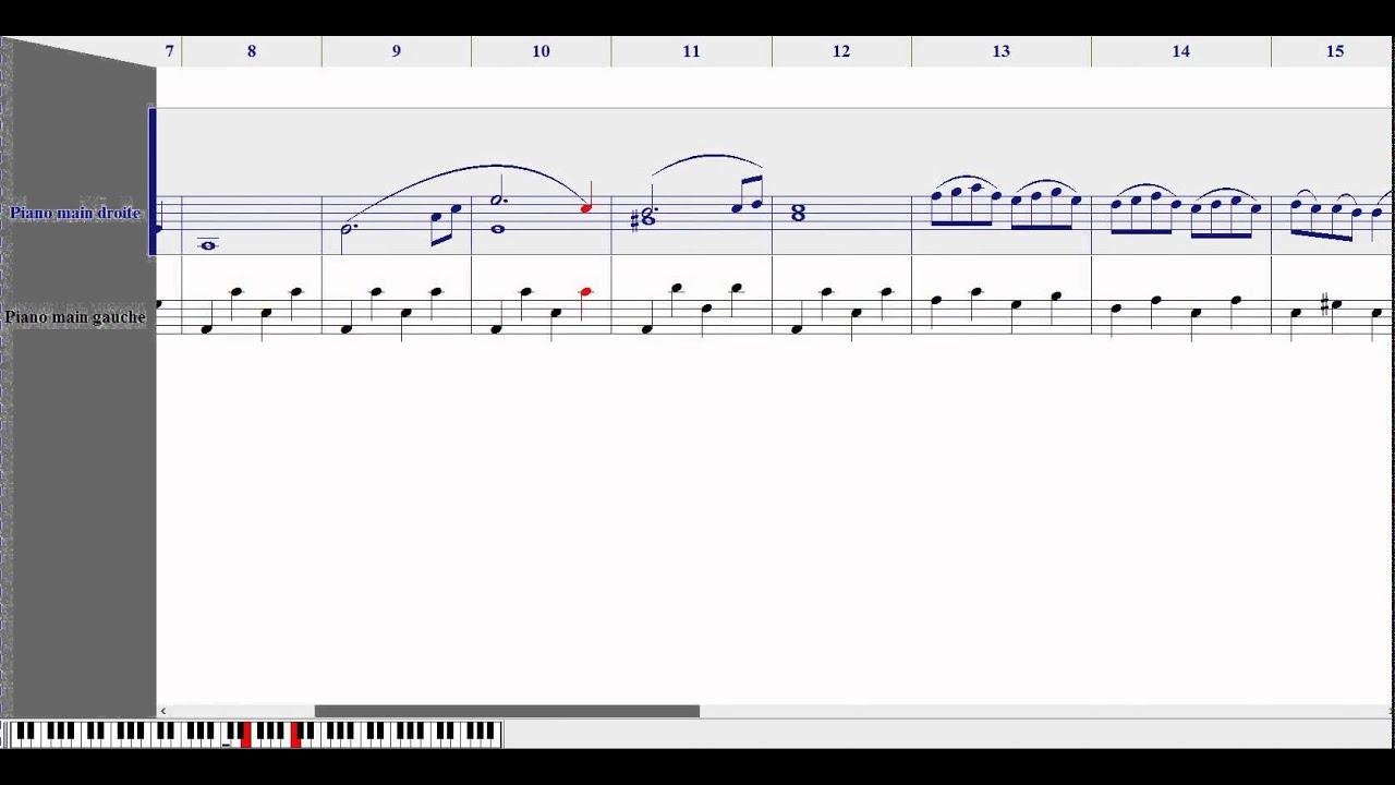 Johannes brahms danse hongroise n 5 adaptation facile for Dans hongroise n 5
