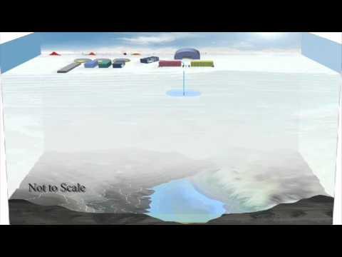 Drilling to Antarctica's Lake Ellsworth   Video