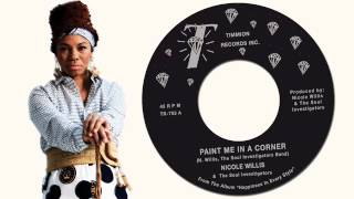 01 Nicole Willis & The Soul Investigators - Paint Me in a Corner [Timmion]