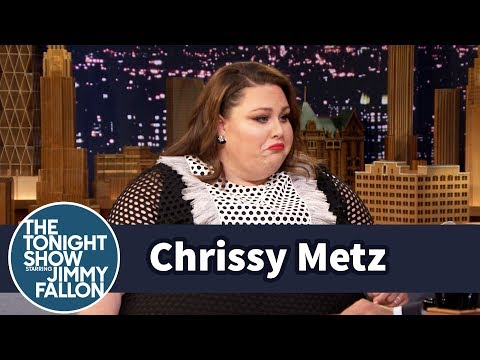 Chrissy Metz Shows Off Her Michael McDonald Impression