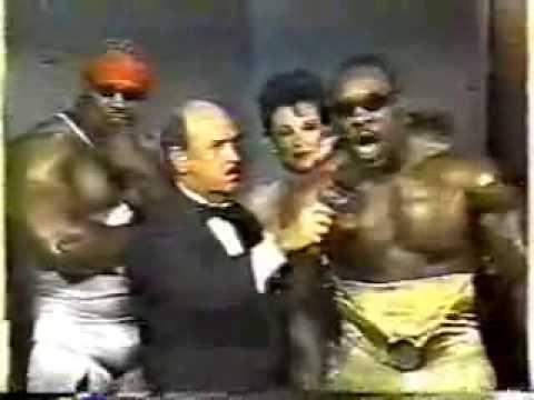 Booker T HULK HOGAN WE COMIN FOR YOU N****!