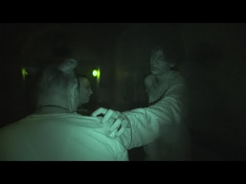 The Scariest Haunted House We've Been To This Year! | The Shallow Grave In Winter Haven, Florida