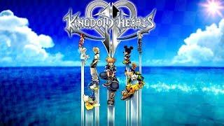 Kingdom Hearts 2 test stream. new stream layout + shitty computer