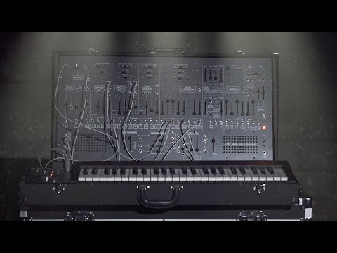 ARP 2600 FS   Welcome Back
