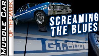Best Of The Blues - Muscle Car Of The Week Video Episode 343