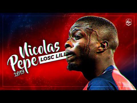 Nicolas Pépé 2019 - INSANE Skills & Goals | HD
