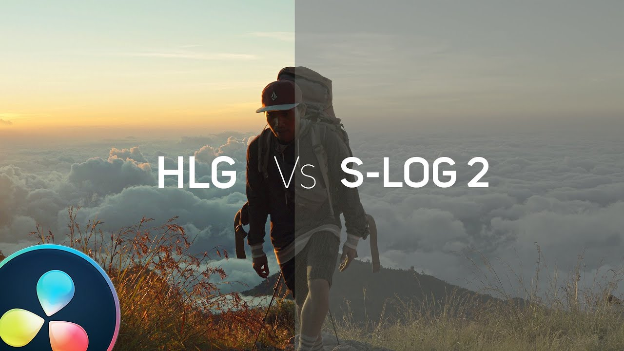 Why I decided to switch to HLG from S-LOG 2
