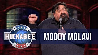 Growing Up In The South As An Iranian Immigrant: Comedian Moody Molavi   Huckabee   Jukebox