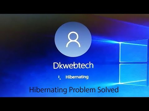 How To Solve Hibernating Problem In Your Computer
