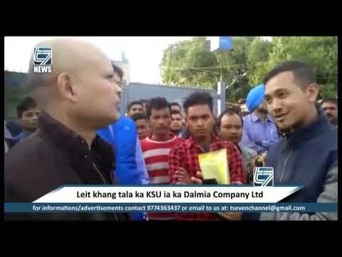 Leit khang tala ka KSU ia ka Dalmia Company Ltd