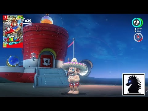 NS Super Mario Odyssey - #03: Further Sand Kingdom Adventures