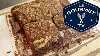 Gluten Free Peanut Butter Swirl Brownie Recipe - Legourmettv