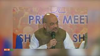 The situation of Tripura has gone from bad to worse under CPM rule of 25 years: Shri Amit Shah