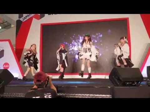 Ladybaby - ニッポン饅頭 / Nippon Manju Live Performance At Japan Expo Malaysia 2018 (28 July 2018)