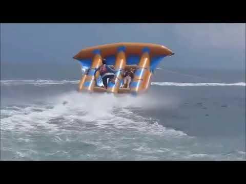 A Flying Banana Boat! Fancy A Ride?