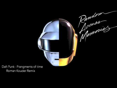 Daft Punk - Fragments of time (Roman Kouder Remix)