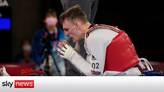 Tokyo Olympics: Mixed emotions as Bradly Sinden takes silver