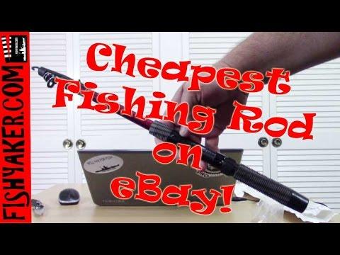 Cheapest Fishing Rod On EBay: Episode 425