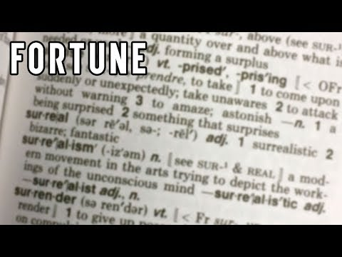 Merriam-Webster Reveals Its Word of the Year for 2017 I Fortune