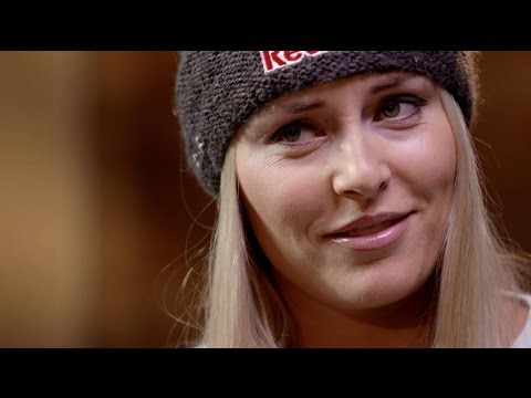 Lindsey Vonn on Her Injury, Career and Olympic Goals