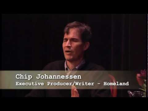 The National Writers Series: An Evening with Chip Johannessen