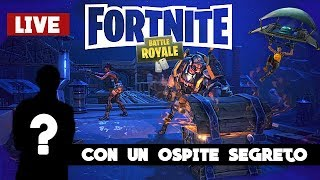 FORTNITE -   BATTLE ROYALE A SQUADRE CON w/LUKE4316 w/DiGianni w/GiusCiro