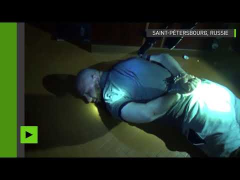 Attentat déjoué à Saint-Pétersbourg, sept suspects arrêtés par le FSB