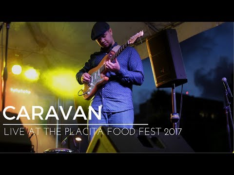 Richard Peña Latin Jazz Band - Caravan