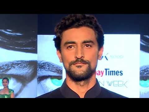 Designer Komal Sood | Kunal Kapoor | Bombay Times Fashion Week 2017 | Talent Factory |