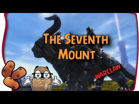 """""""Tame The Warclaw"""" - Guild Wars 2's Next New Mount Revealed (And It's For WvW...) thumbnail"""