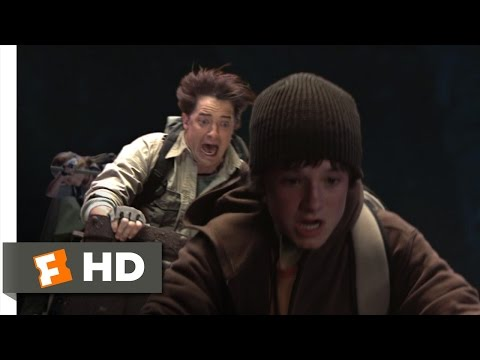 Journey to the Center of the Earth (3/10) Movie CLIP - Mine Shaft Roller Coaster (2008) HD
