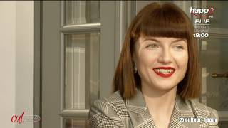 Alexandra Ungureanu raspunde provocarii celor 61 de intrebari &quotImi place sa ascult muz ...