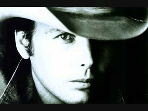 The back of your hand & She wore red dresses ~ Dwight yoakm