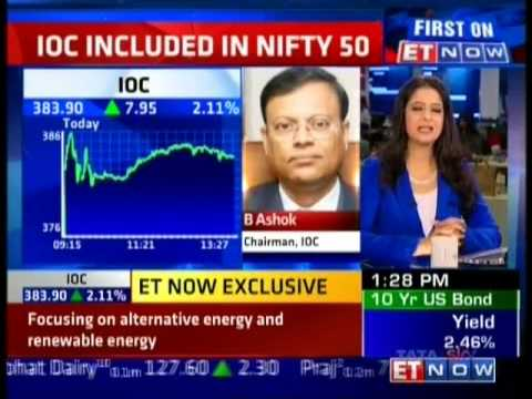 Mr. B. Ashok, Chairman talks to ET Now in inclusion in NIFTY 50