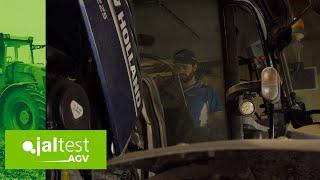 JALTEST CASE STUDY | Reinicio de contador de arranque en un tractor New Holland T7.225 Final Tier 4